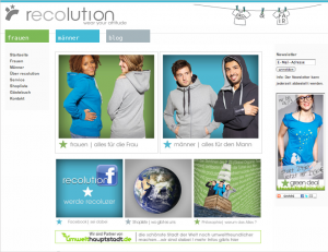 Recolution-300x231 in Eco Fashion Online-Stores