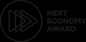 Nea Logo Lang Kontur Schwarz RGB in Next Economy Award
