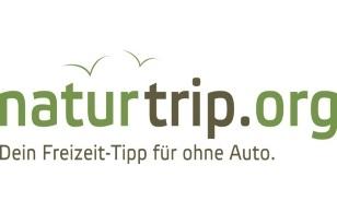 Logo Naturtrip in naturtrip.org – Dein Freizeit-Tipp für ohne Auto