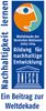 Logo UN Dekade Beitrag 100 in Über Sebastian Backhaus