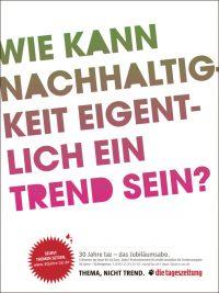 2940534567 A7af379d21 O-200x267 in Kampagne der TAZ zum 30-jährigen Jubiläum: Thema, nicht Trend