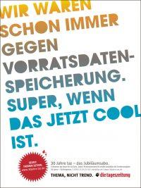 2940537157 31e8ff7c77 O-200x267 in Kampagne der TAZ zum 30-jährigen Jubiläum: Thema, nicht Trend