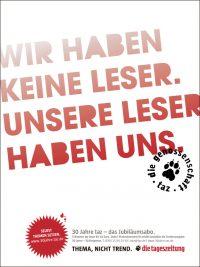 2941388270 C88a1a5e2b O-200x267 in Kampagne der TAZ zum 30-jährigen Jubiläum: Thema, nicht Trend