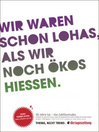2941388344 5938fb43f2 O-200x267 in Kampagne der TAZ zum 30-jährigen Jubiläum: Thema, nicht Trend