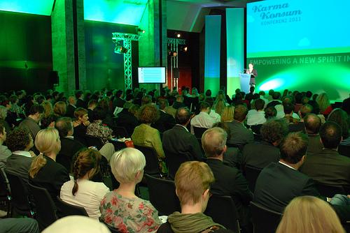 KarmaKonsum-Konferenz 3 in 6. KarmaKonsum Konferenz, GreenCamp und Gründer-Award