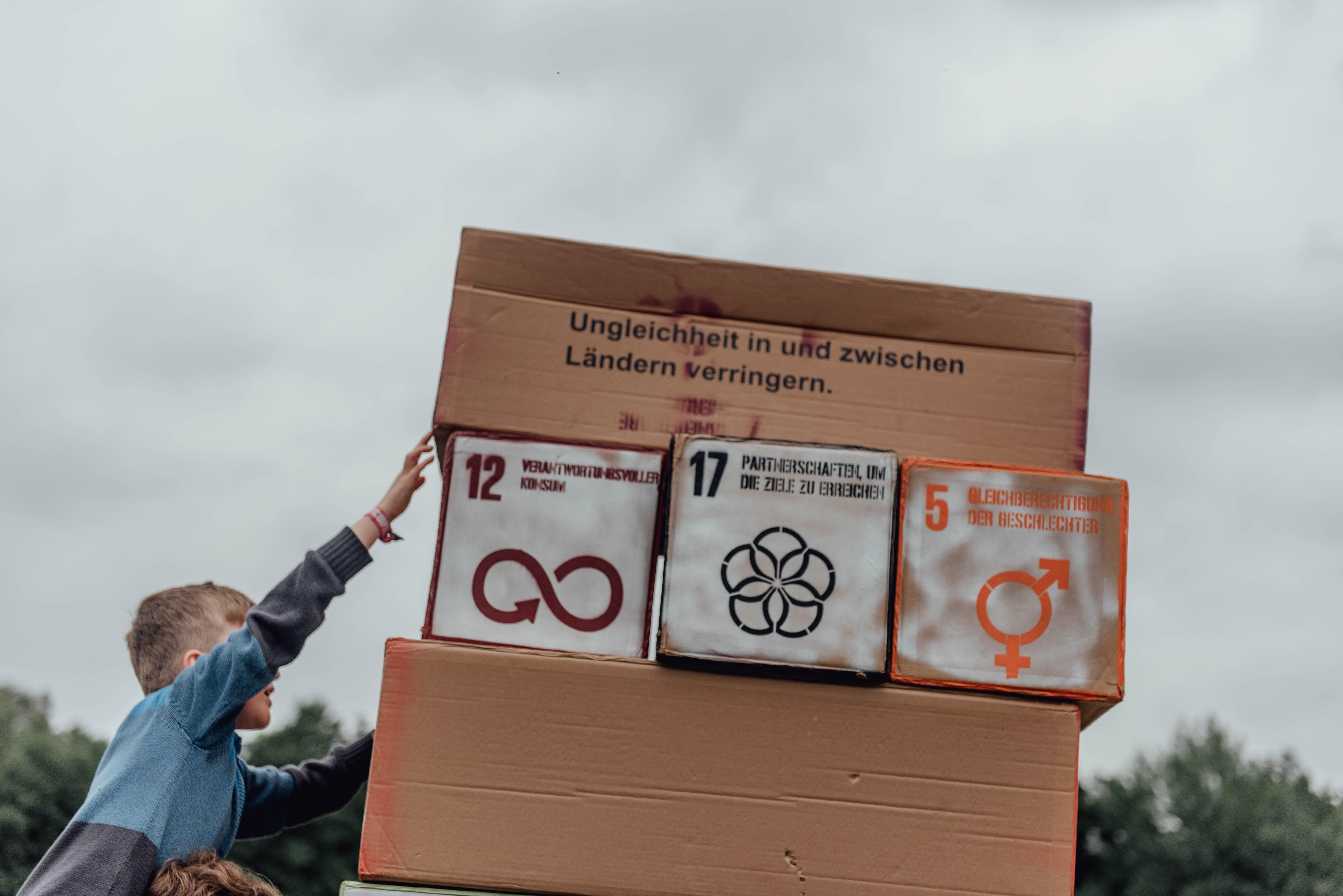 DSC 6982-407 in #17Ziele – Wie kommuniziert man die Nachhaltigkeitsziele der UN?