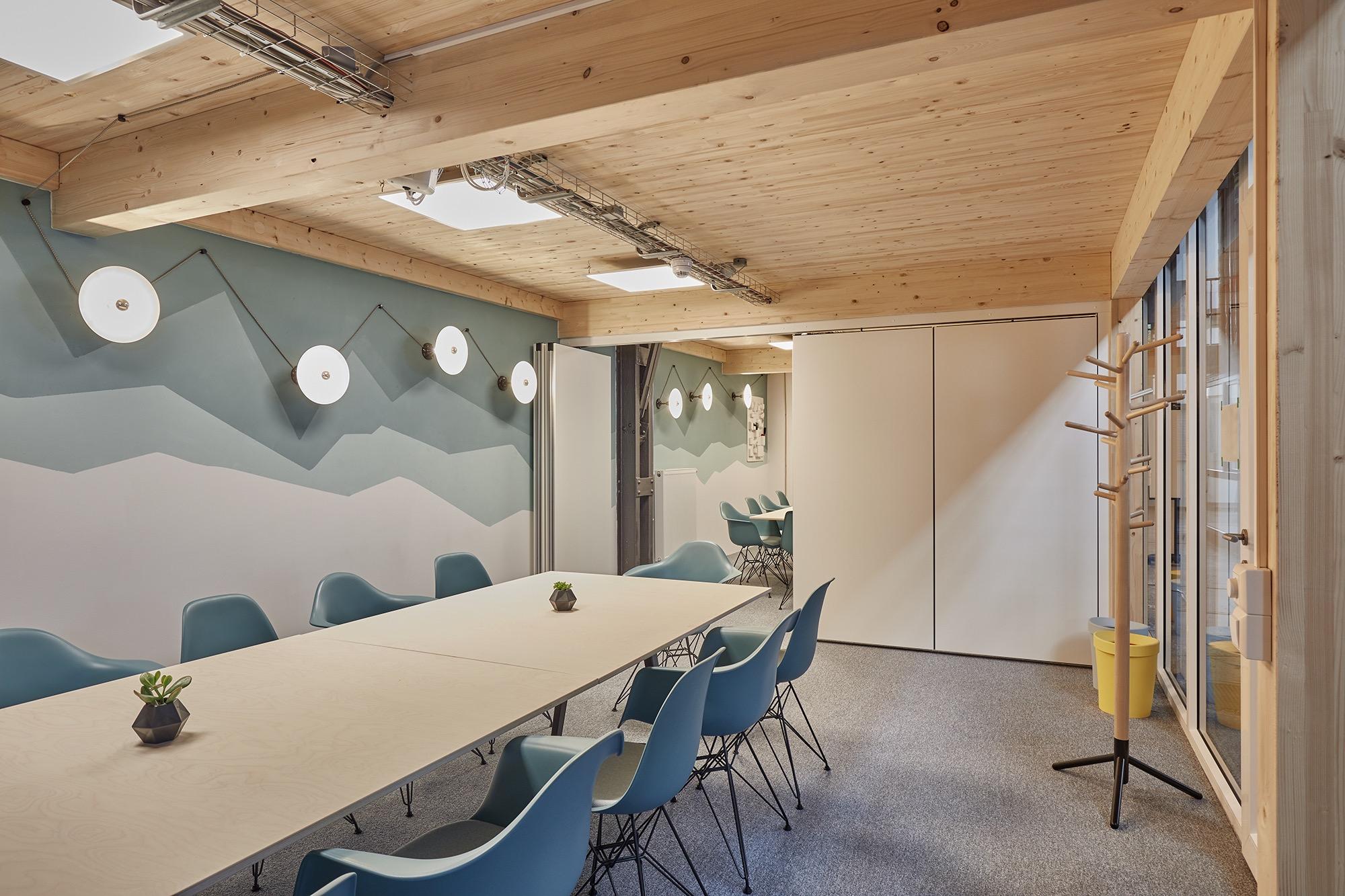 Lokhalle 3 in Grünhof – Inkubator und Heimat für die Nachhaltigkeitszene in Freiburg